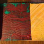 Rice paste paper