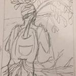 Sketchbook Investigation 9b: Traveling On